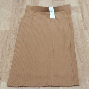 Adorable sweater skirt O/S
